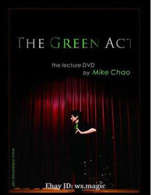 Mike Chao - The Green Act