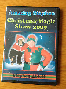 Stephen Ablett - Christmas Magic Show 2009