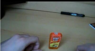 Artur Checker - Cent in TicTac Box