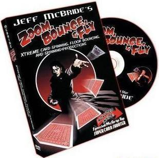Jeff McBride - Zoom Bounce and Fly (video download)