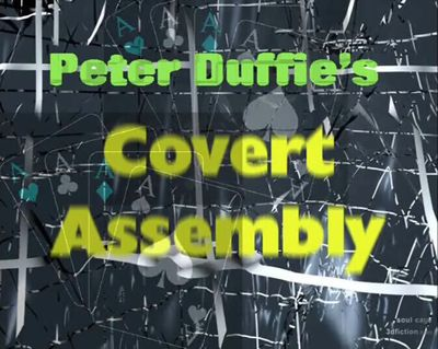 Peter Duffie - Covert Assembly
